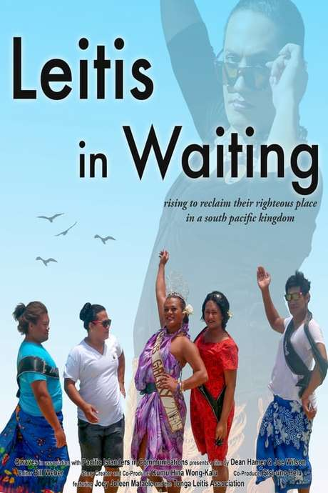 Leitis in Waiting poster
