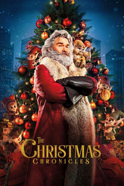Film poster for The Christmas Chronicles