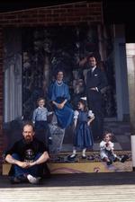 Ett porträtt av John E. Franzén
