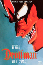 Devilman - Volume 1: The Birth