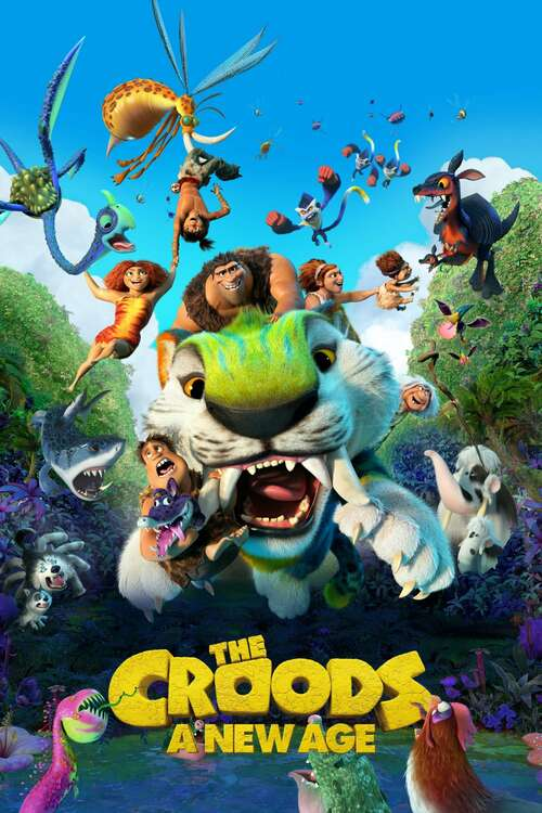 Cover The Croods_ A New Age