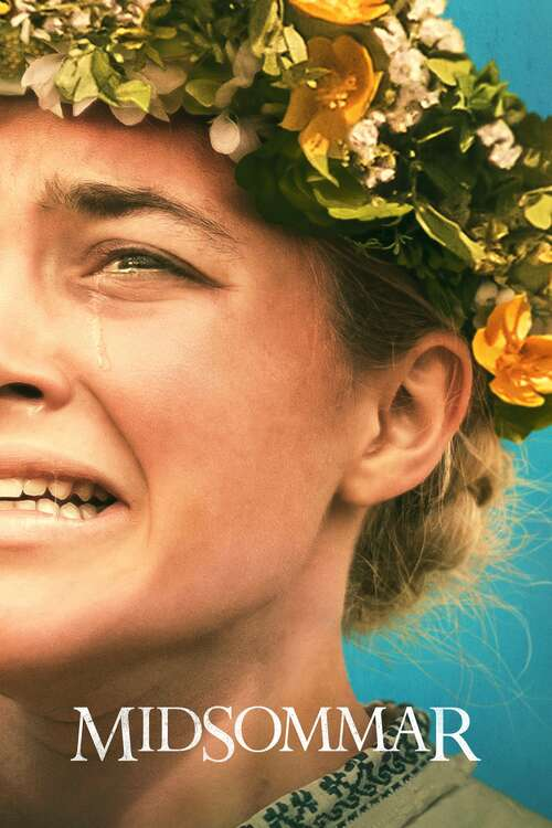 Film poster for Midsommar