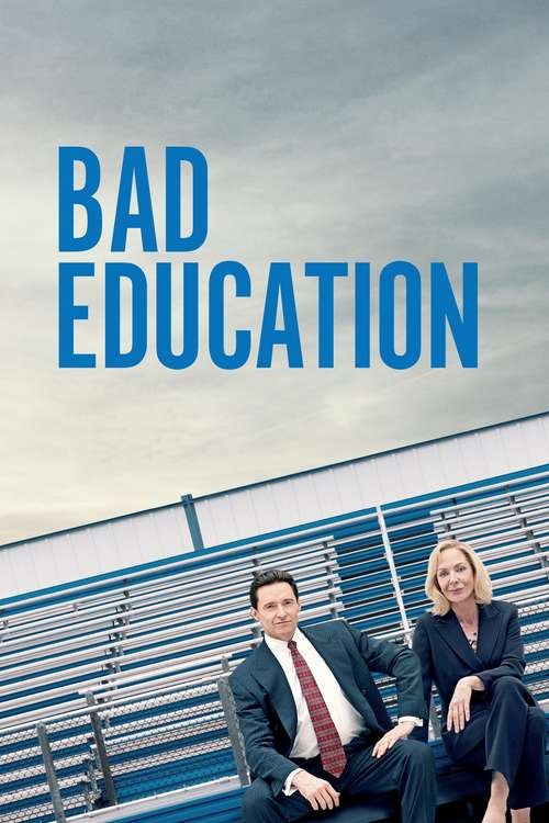 Film poster for Bad Education