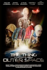 Land of Barry: The Thing What Came from Outer Space