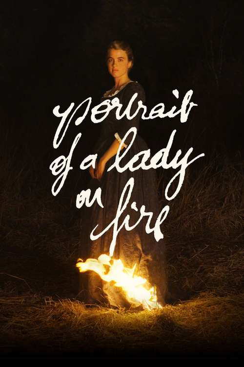Film poster for Portrait of a Lady on Fire