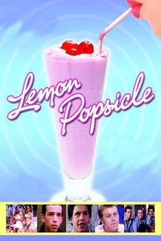 Lemon Popsicle