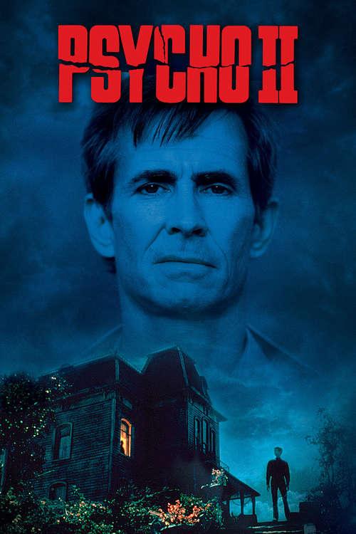 Psycho II movie poster
