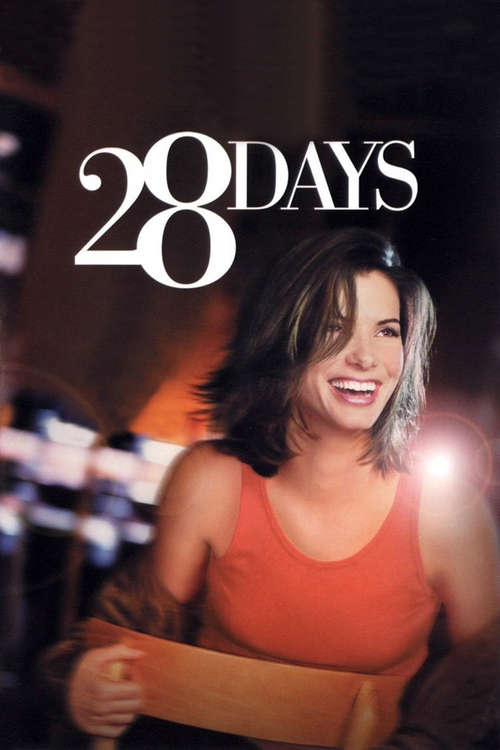 Film poster for 28 Days