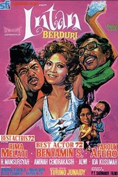 Intan Berduri 1972 Directed By Turino Junaidy Reviews Film