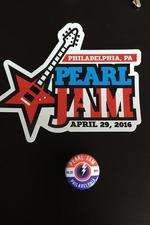 Pearl Jam - Live in Philadelphia