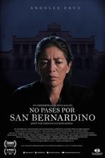 Don't Pass Through San Bernardino