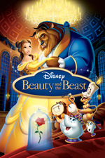 Filmplakat Beauty and the Beast, 1991