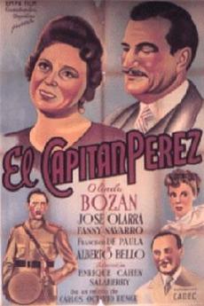 El Capitán Pérez