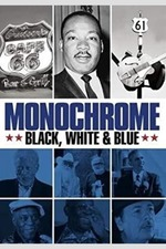 Monochrome: Black, White & Blue