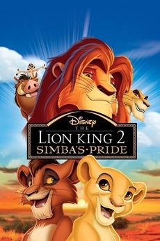 The Lion King 2: Simba's Pride (1998)
