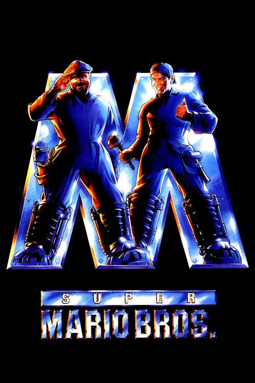 Super Mario Bros. movie poster