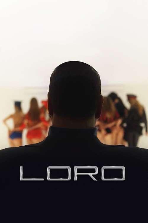 Filmplakat Loro, 2018