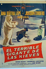 The Terrible Giant of the Snow