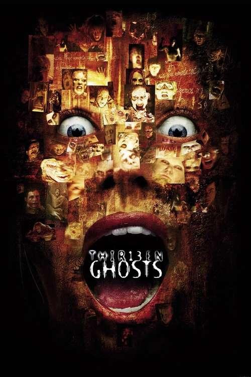 Thir13en Ghosts movie poster