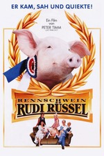 Rudy, the Racing Pig