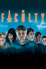 Filmplakat The Faculty, 1998