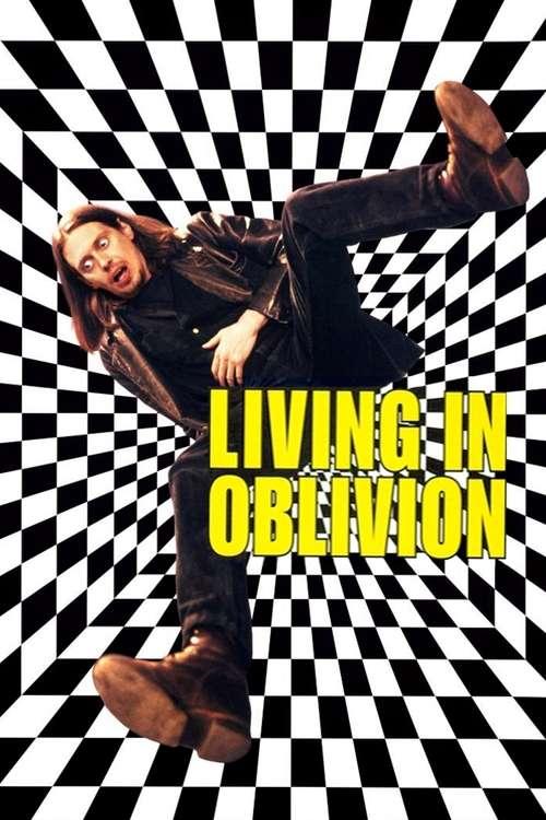 Living in Oblivion movie poster
