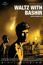 Filmplakat Waltz with Bashir, 2008