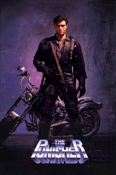 The Punisher (1989) directed by Mark Goldblatt • Reviews, film +