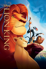 Filmplakat The Lion King, 1994