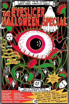 The Eyeslicer Halloween Special