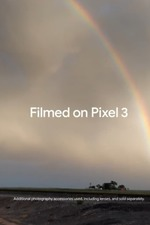 Filmed on Pixel 3