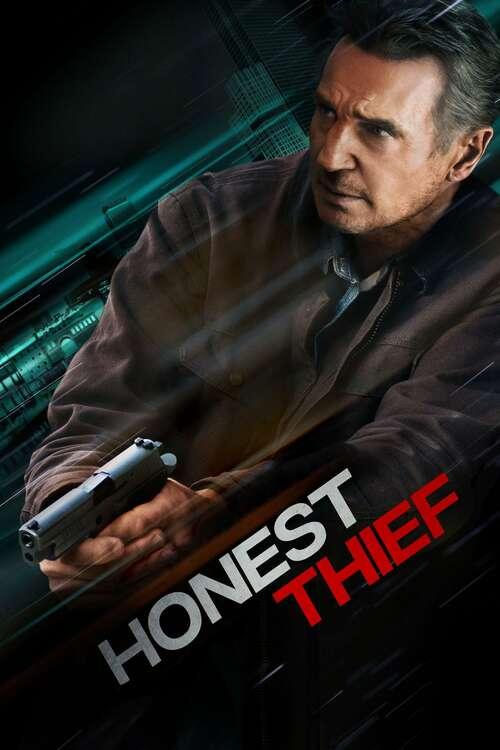 Cover Honest Thief