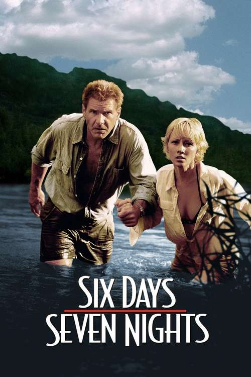 Film poster for Six Days Seven Nights