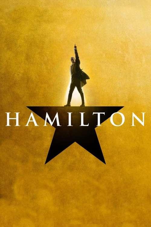 Film poster for Hamilton