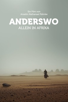 Anderswo. Allein in Afrika.