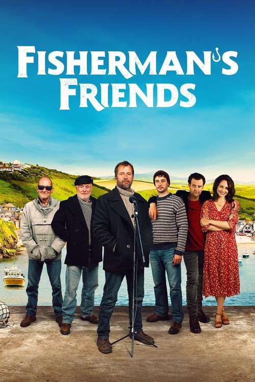 Film poster for Fisherman's Friends