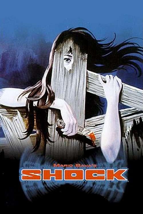 Shock movie poster