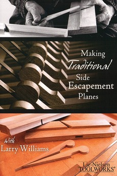 Making Traditional Side Escapement Planes