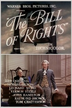 The Bill of Rights (1939) directed by Crane Wilbur • Reviews