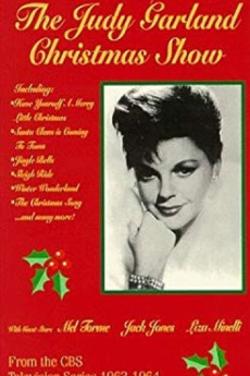 The Judy Garland Christmas Show 1963 Directed By Dean Whitmore