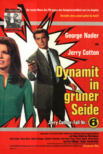Jerry Cotton: Dynamite In Green Silk