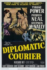 Diplomatic Courier
