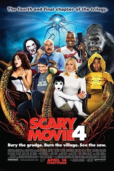 scary movie unrated cast