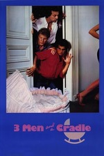 Three Men and a Cradle