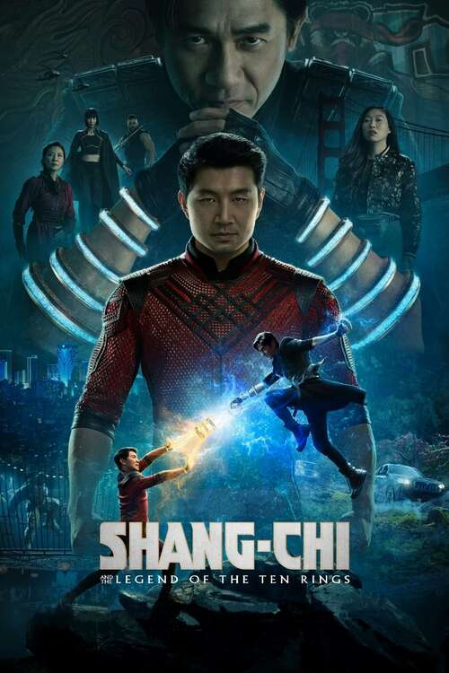 Shang-Chi and the Legend of the Ten Rings, 2021 - ★★★★