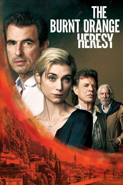 Cover The Burnt Orange Heresy