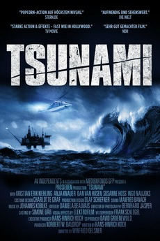 Tsunami (2005) directed by Winfried Oelsner • Reviews, film