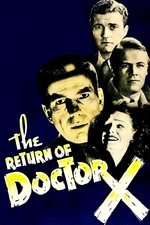 The Return of Doctor X