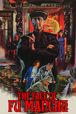 The Face of Fu Manchu