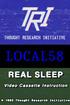 LOCAL58 - Real Sleep